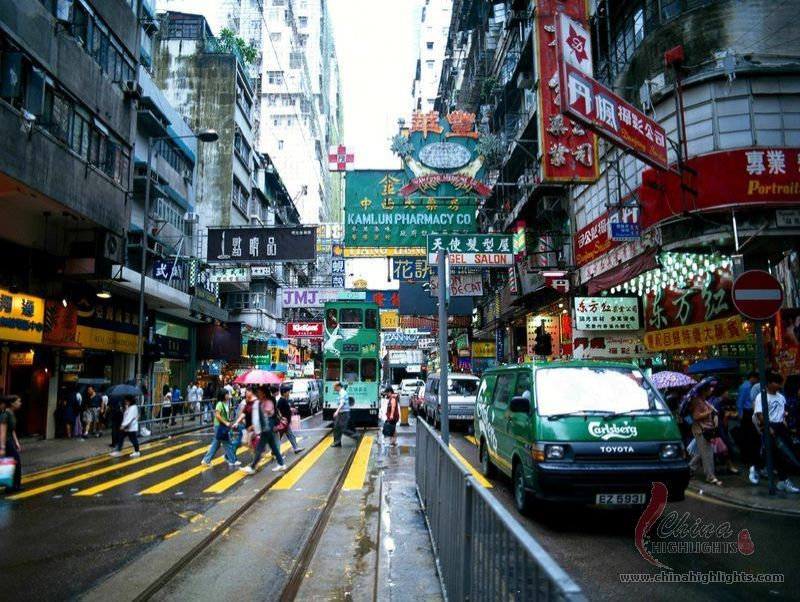 China with Hong Kong Amazing tour 8 Nights / 9 Days
