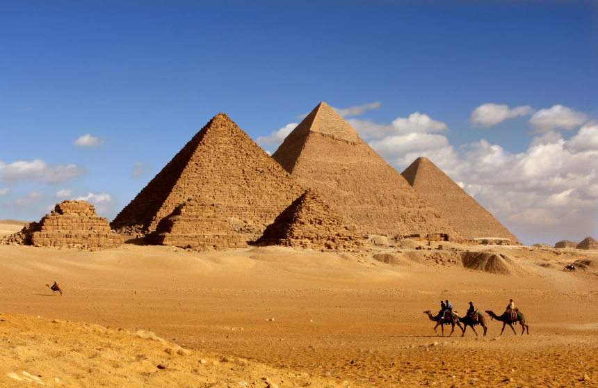 Ancient Egypt 7 Nights / 8 Days