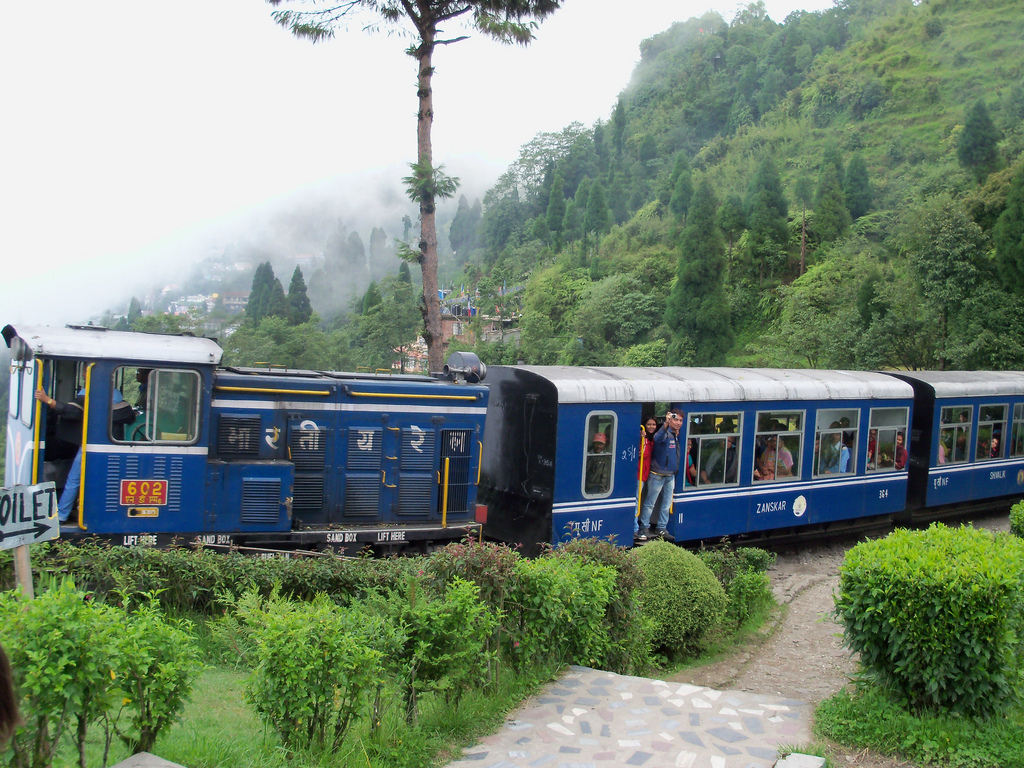 Darjeeling Hills and Sikkim