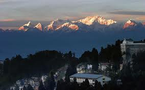 Darjeeling and Sikkim